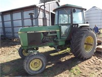 JD4040 2WD Tractor  4907HRS